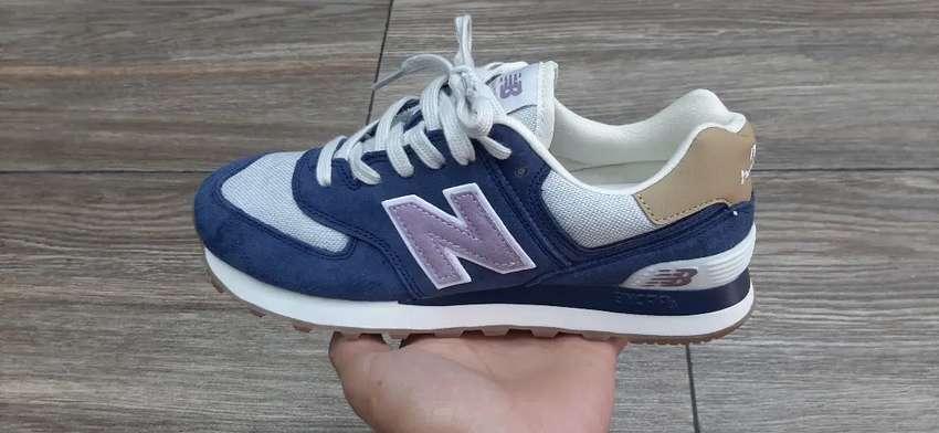 Zapatillas New Balance 574 Para Dama