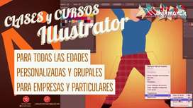 CLASES Y CURSOS ILLUSTRATOR