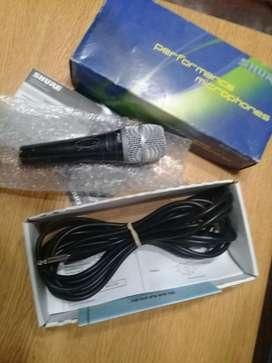 Microfono Shure P057