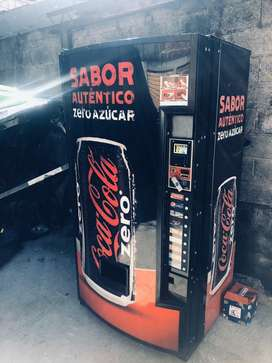 Vendo maquinas vending dispensadoras