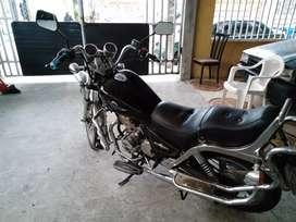 Vendo moto marca dayang
