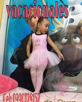 Vacacionales de ballet