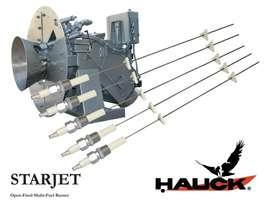 Bujia Electrodo Quemador SJ Hauck Starjet Honeywell