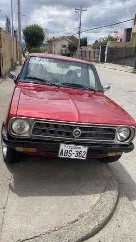 Se Vende Datsun 1200 recien reparado