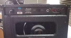 Amplificador Marshall de tubos DSL15C