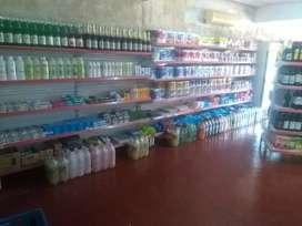 Vendo local comercial funcionando carnicería y mercadería en general
