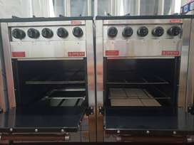 Vendo Cocinas Industriales Nuevas Marca PEVI Execlente Calidad Horno Pizzero