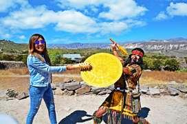 Pampa de Ayacucho - Cultura Wari