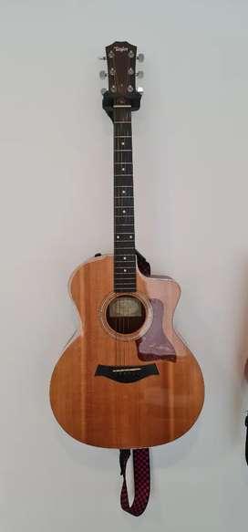 Guitarra Electro Acustica Taylor 214 ce