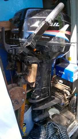 motor sail 15 hp fuera de borda