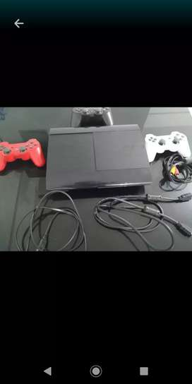 Playstation3 con 4 joysticks -