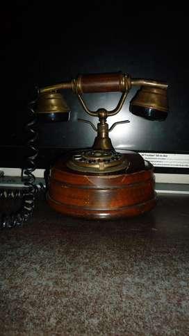 Telefono Fijo Antiguo Vintage Retro