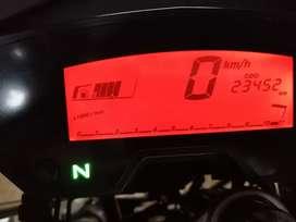 Gangazo motocicleta  xtz como nueva
