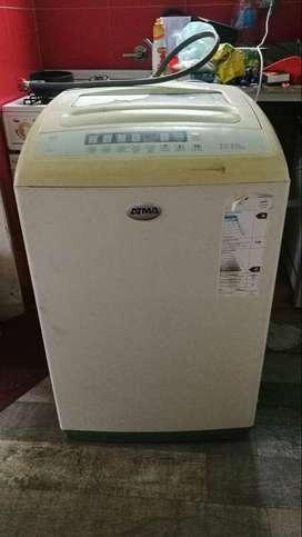 Lavarropa automático Atma Lcs5210b. 6 años de uso