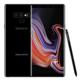 Galaxy Note 9 128gb ROM 6gb RAM Negro Caja Sellada