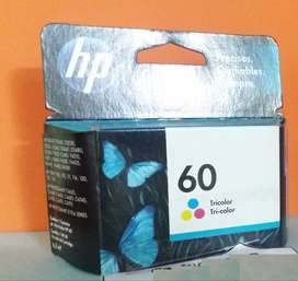 CARTUCHO HP 60 TRI-COLOR