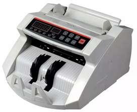 Máquina contadora de billetes electrónica digital