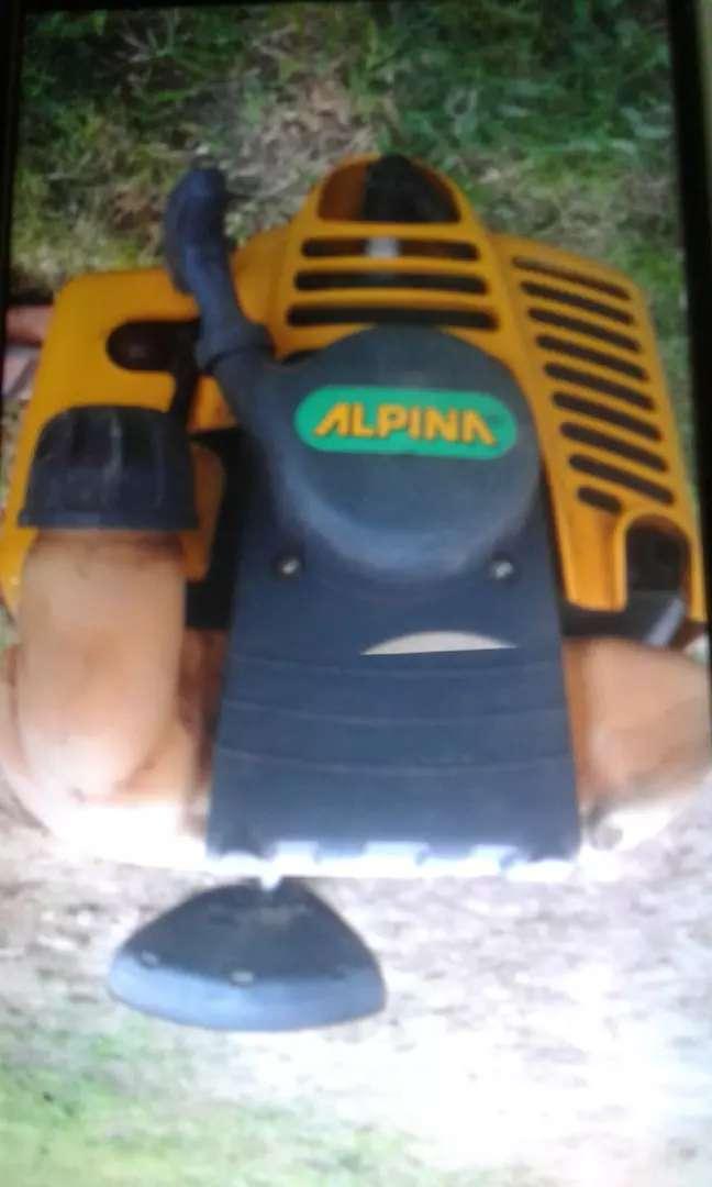 Desmalezadora Alpina 0