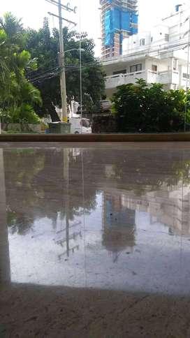 Servicio de mantenimiento pulido y cristalizado en pisos de mármoles y granitos instalación de Baldosas y Porcelanatos