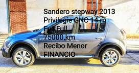 Vendo Sandero stepway 2013