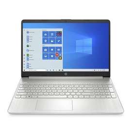 Laptop Hp 15,6' Hd Ryzen 5 4500u 8gb Ram 512 Gb Ssd Win10