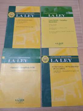 La Ley Suplementos Universitario