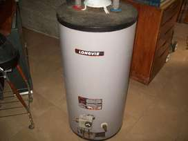 termotanque 80lts, a gas