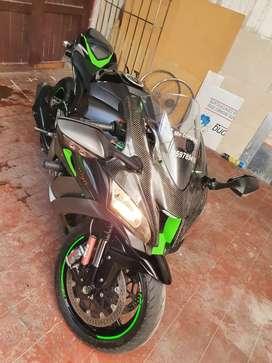 Moto pistera deportiva kawasaki zx10r 2016 krt varios adicionales