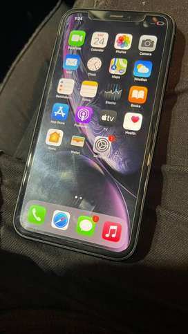Iphone xr liberado de factoria
