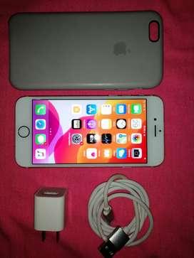 Vendo o cambio iphone 6s de 16gb