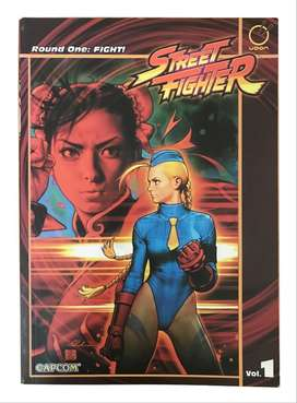 COMIC Street Fighter Volume 1