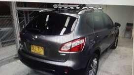Nissan Qashqai modelo 2012 automática