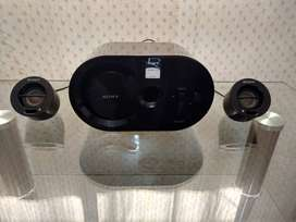 Parlantes Sony Srs D25 Negro