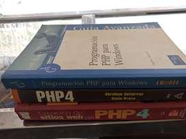Libros de php