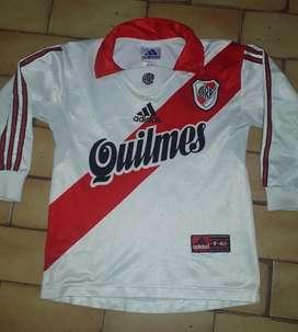 Camiseta River 2001 Año Del Centenario