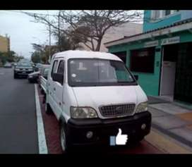 Camión JAC HFC