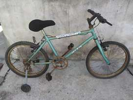 Bicicleta Rodado 20 para reparar