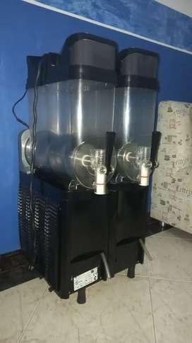 Se alquila maquina granizadora