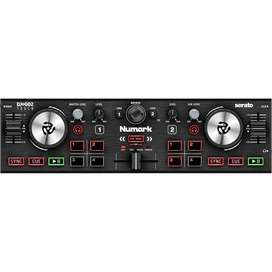 Controlador Numark DJ2GO2TOUCH para DJ Music Box