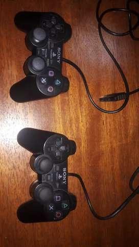 Controles de PS 2 (Sony)