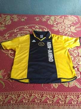 Camiseta Ajax Original 2001