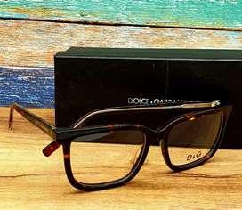 Monturas gafas Dolce Gabbana Cuadradas