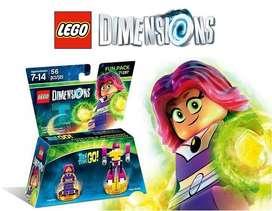 LEGO Dimensions Teen Titans Go! Starfire 56 Piezas.