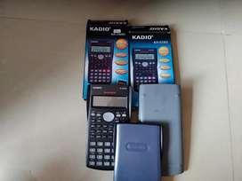 Lote de calculadoras