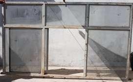 Ventana Completa C Vidrios Porlarizados