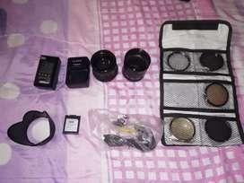 Vendo cámara lumix fz28