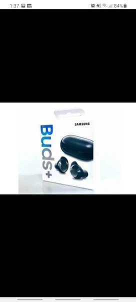 Samsung Buds plus + vendo o cambio