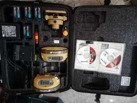 RECEPTORES GPS GLONAS L1  ESTATICOS TOPCON HIPER ll