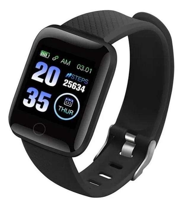 Reloj Smart D13 Deportes Color Sensor Pulso Agua Mensajes Bt 0
