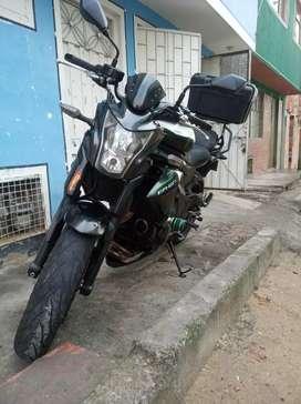 Kawasaki Er6n todo al día
